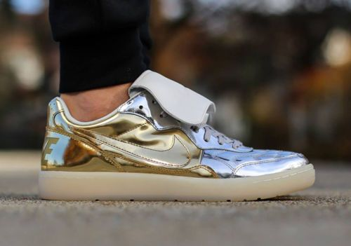 best cheap 1b14d 3d7fd NEW-Nike-Tiempo-Liquid-Gold-Silver-limited-1994-rare-lunar-94-DLX-QS-SZs-8-5