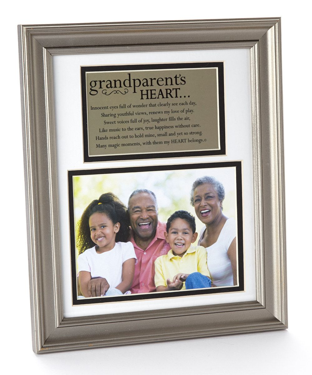 Grandparent gift company pewter grandparents heart