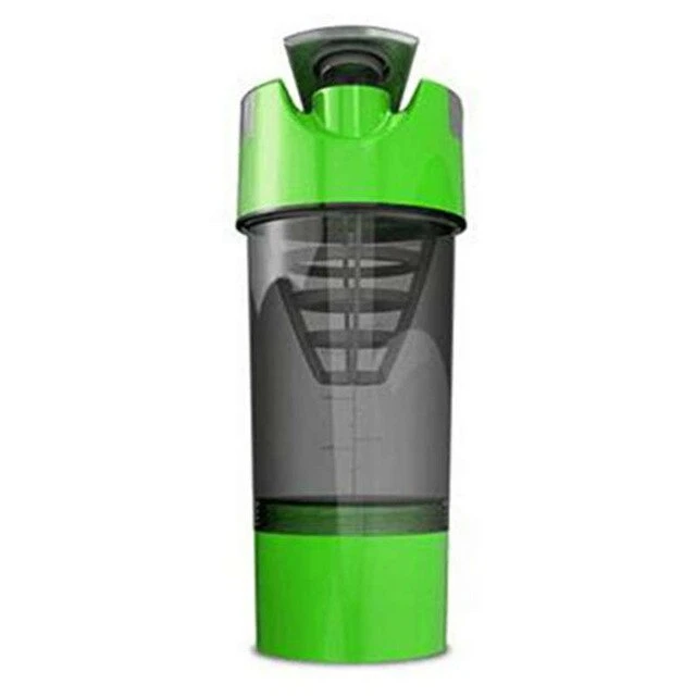 500ML Protein Shaker Whey Protein Powder For Fitness Gym Shaker Sports Nutrition Mixer Bottle For Pr...