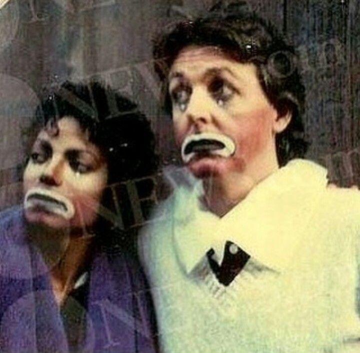 Michael Jackson E Paul McCartney Jayjayjanx