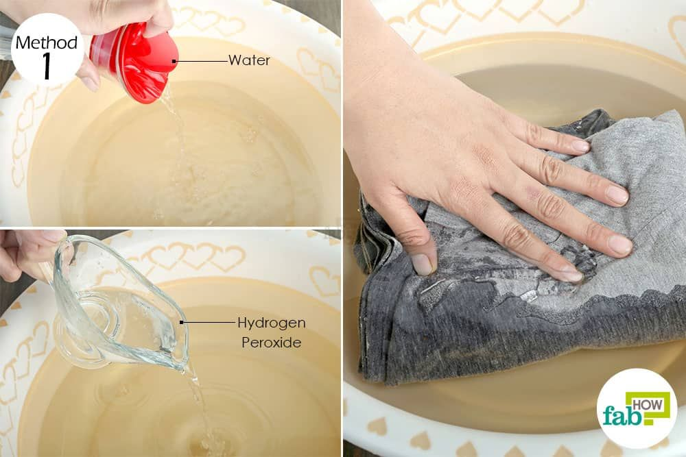 How to Remove Mold and Mildew from Clothes (We Tried 7 ...