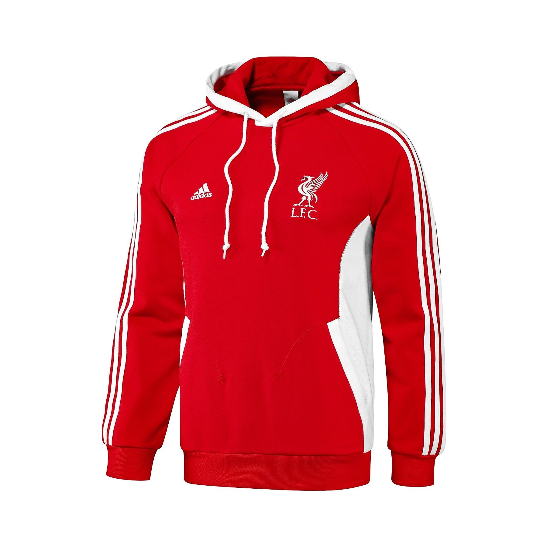 addidas hooded sweatshirts | adidas adidas Liverpool Hooded Sweatshirt