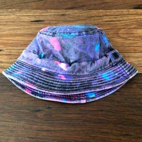 acid wash treated bucket hat custom made hats by
