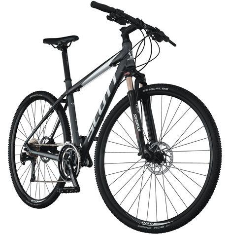 cykel scott sportster