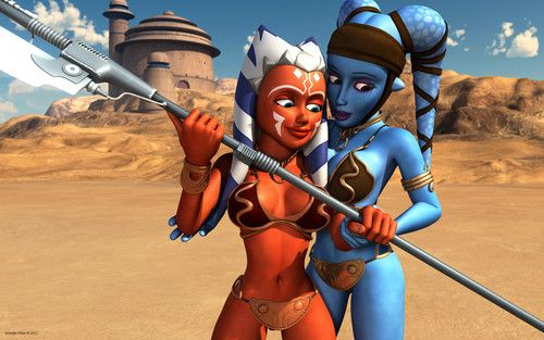 Star wars the clone wars sexy