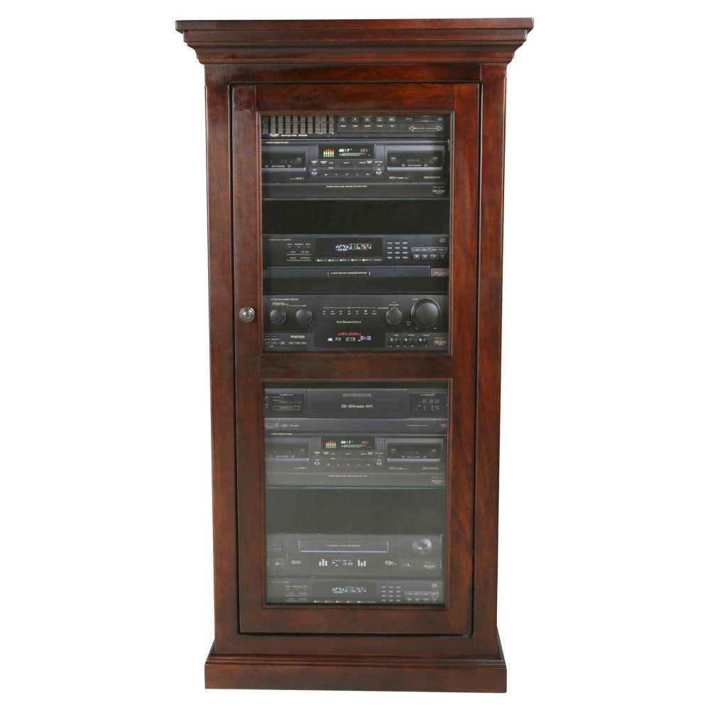 Eagle Furniture Coastal Customizable Audio Tower