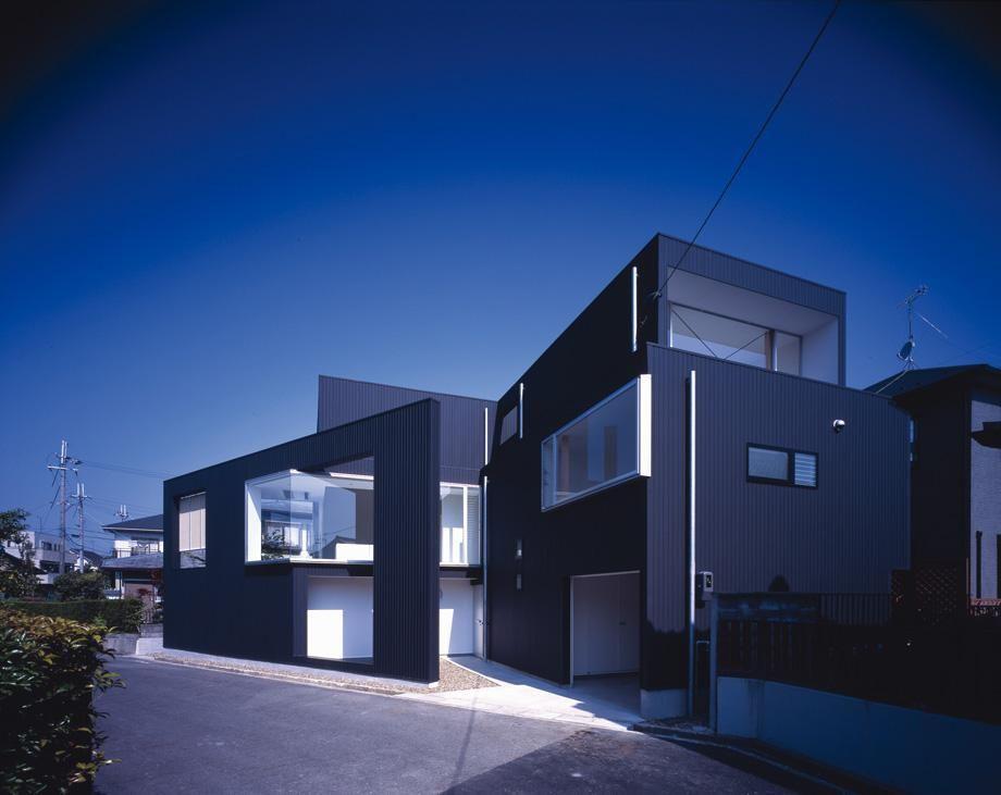 House in Higashi-Otsu by Waro Kishi + K. Associates/Architects as Architects