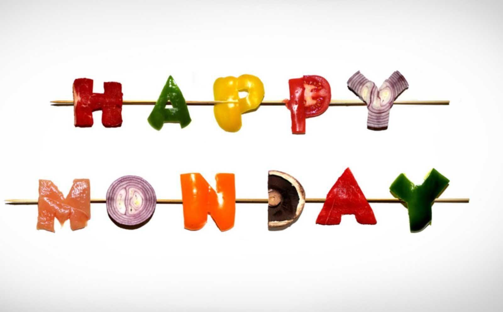 Happy Monday :)