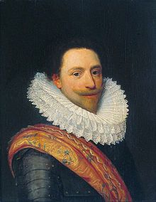 Frederik Hendrik Van Oranje Zijn Ouders Waren Willem Van