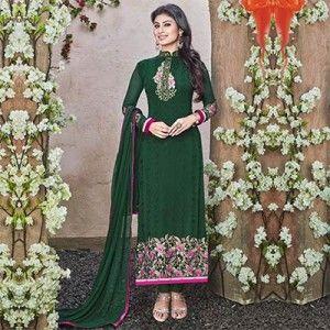 Ankle Length Salwar Kameez
