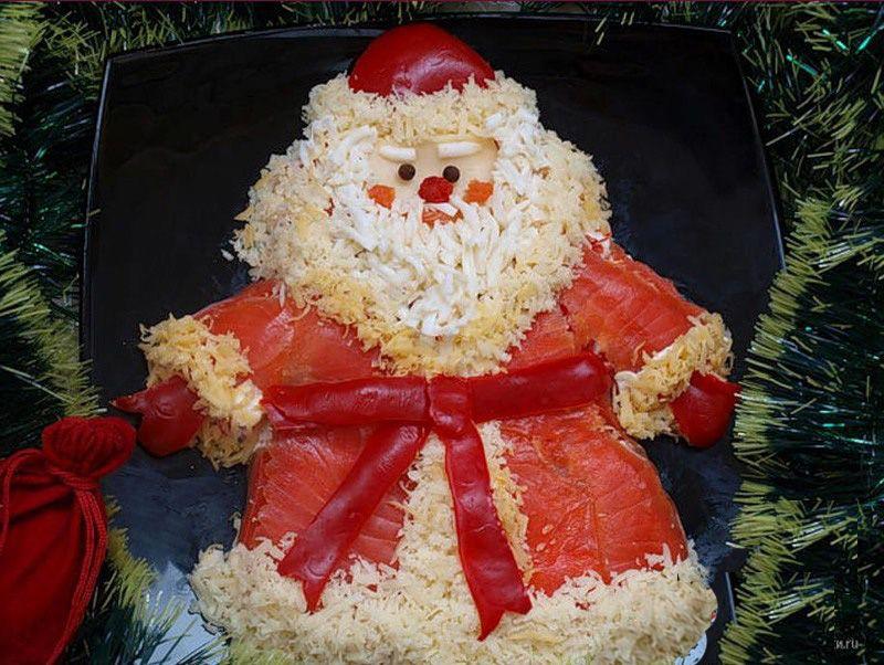 Резултат со слика за новогодишни салати