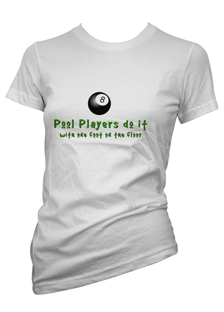 f92579977e Funny Billiards Shirts | Clothes, Shoes & Accessories > Women's Clothing > T -Shirts