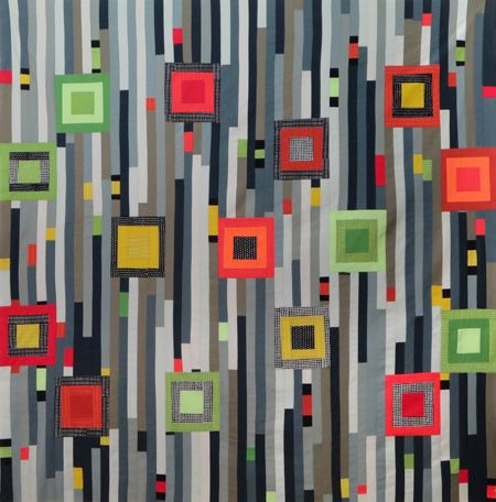 Lights On Broadway Free Quilt Pattern by Leslie Tucker Jenison ... : hoffman free quilt patterns - Adamdwight.com