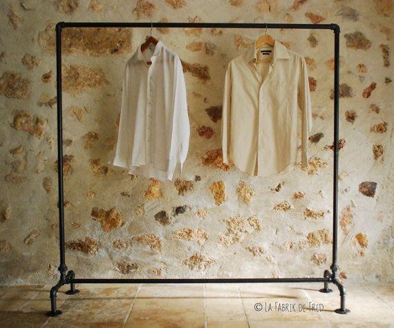livraison gratuite portant v tement clothing rack. Black Bedroom Furniture Sets. Home Design Ideas