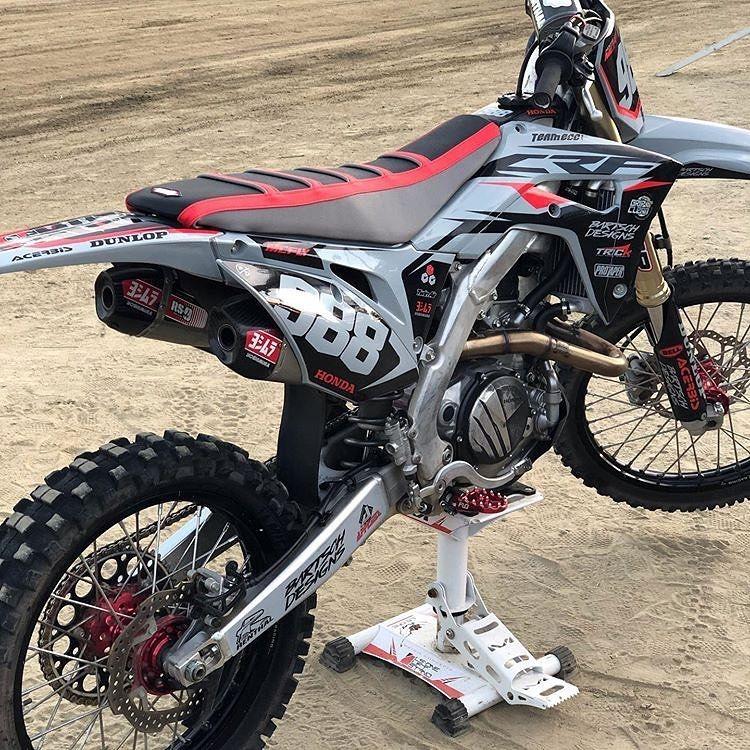 Pin By Enrico Montana On Honda Dirt Bikes In 2020 Honda Dirt Bike Motorcross Bike Dirt Bikes