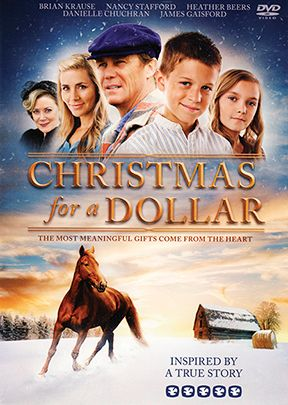Christmas For A Dollar Dvd Vision Video Christian Videos Movies And Dvds Christian Movies Christmas Movies Holiday Movie