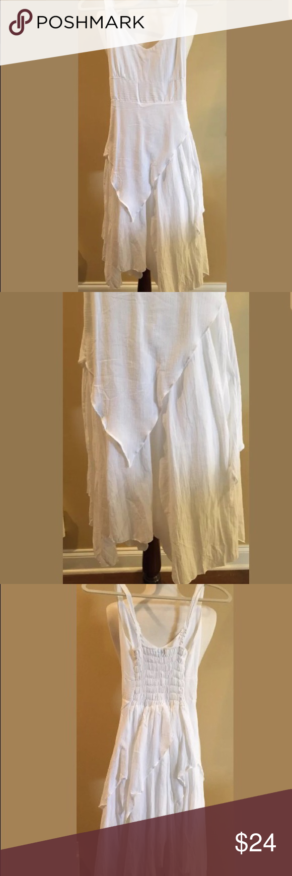 6a500e4d1e679 NWT Blanc Du Nil Dress Cotton Dress Size XST Beautiful light and airy blanc  du nil 100% cotton dress never worn with tags! In pristine condition and  perfect ...