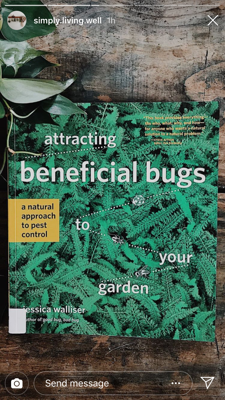 Pin by Mary Gleason on Good reads Beneficial bugs, Bad
