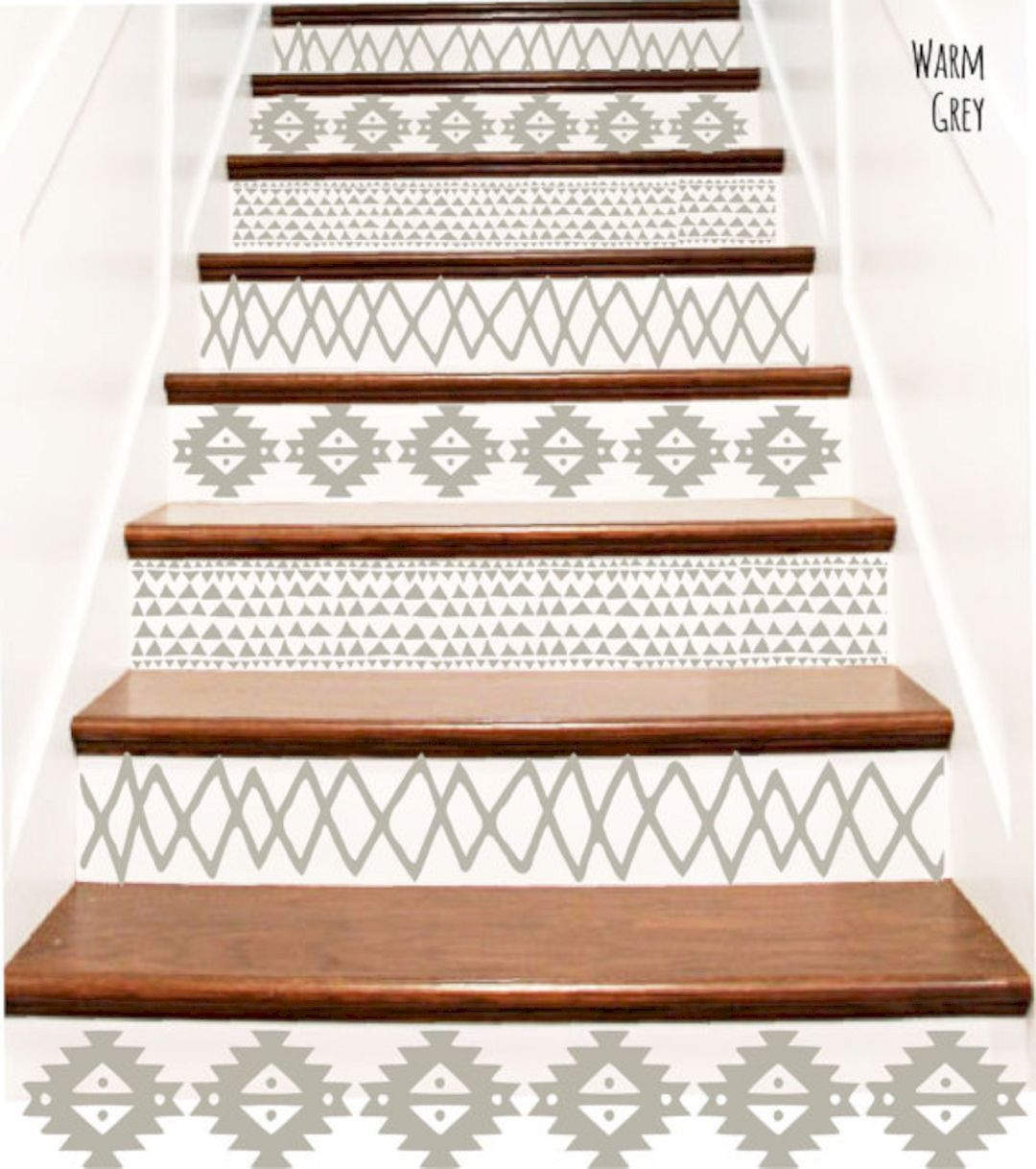 58 Cool Ideas For Decorating Stair Risers: 10 Timeless Home Decorating Trends That Never Go Out Of