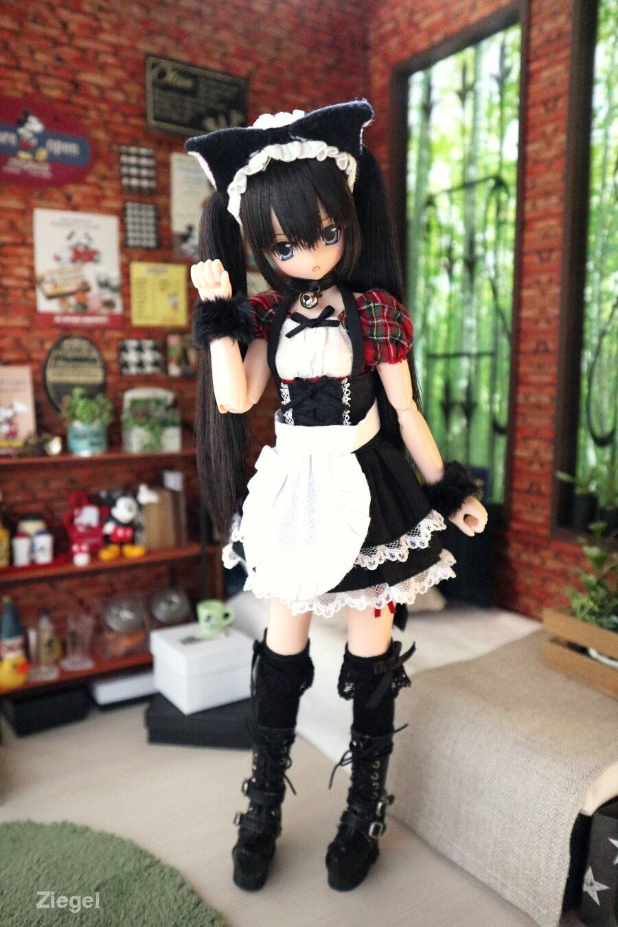Media preview ball jointed dolls anime dolls doll clothes