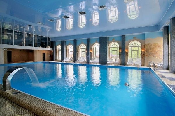 coolest swimming pool design ideas for indoor shower