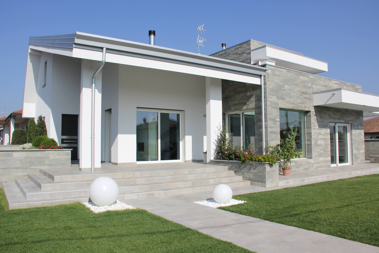 Risultati immagini per architettura esterni case classiche for Case architettura moderna