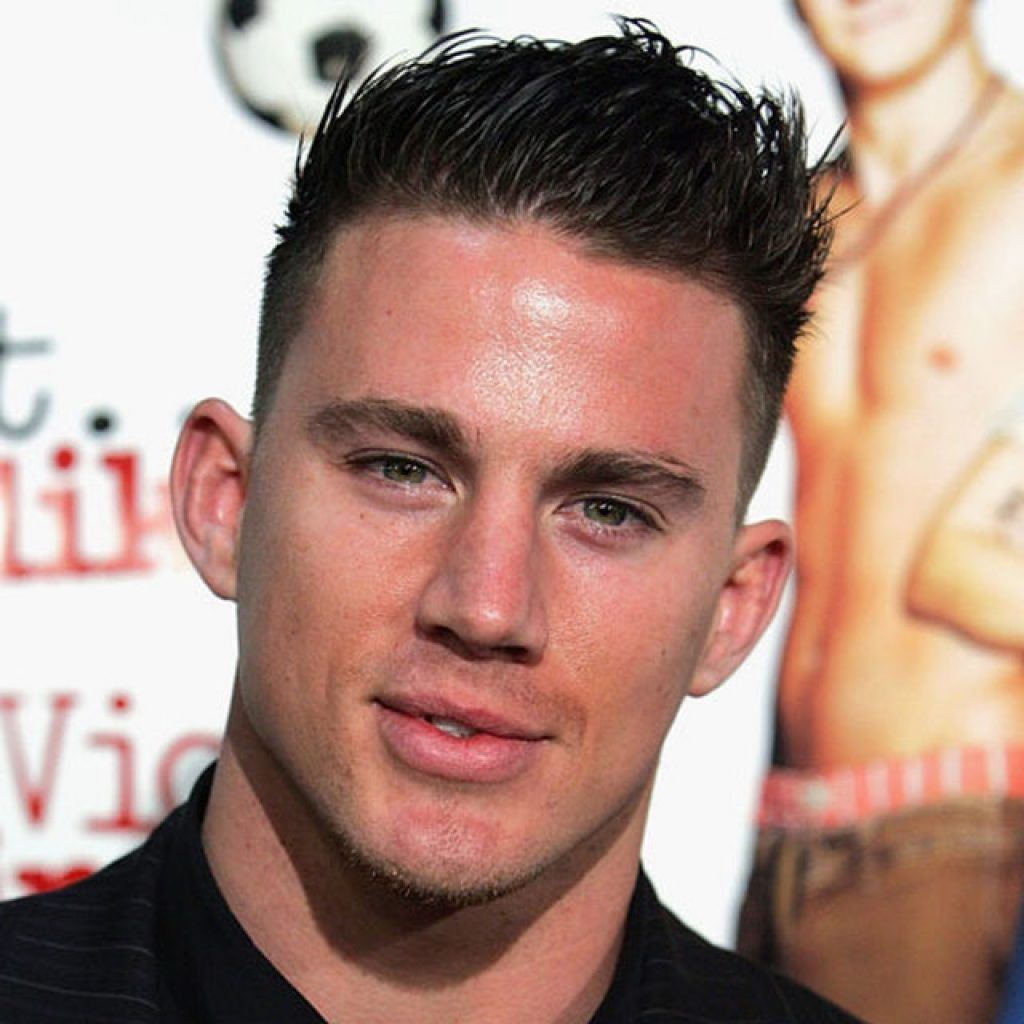 Channing Tatum Haircut Mens Hairstyles Short Undercut Pinterest