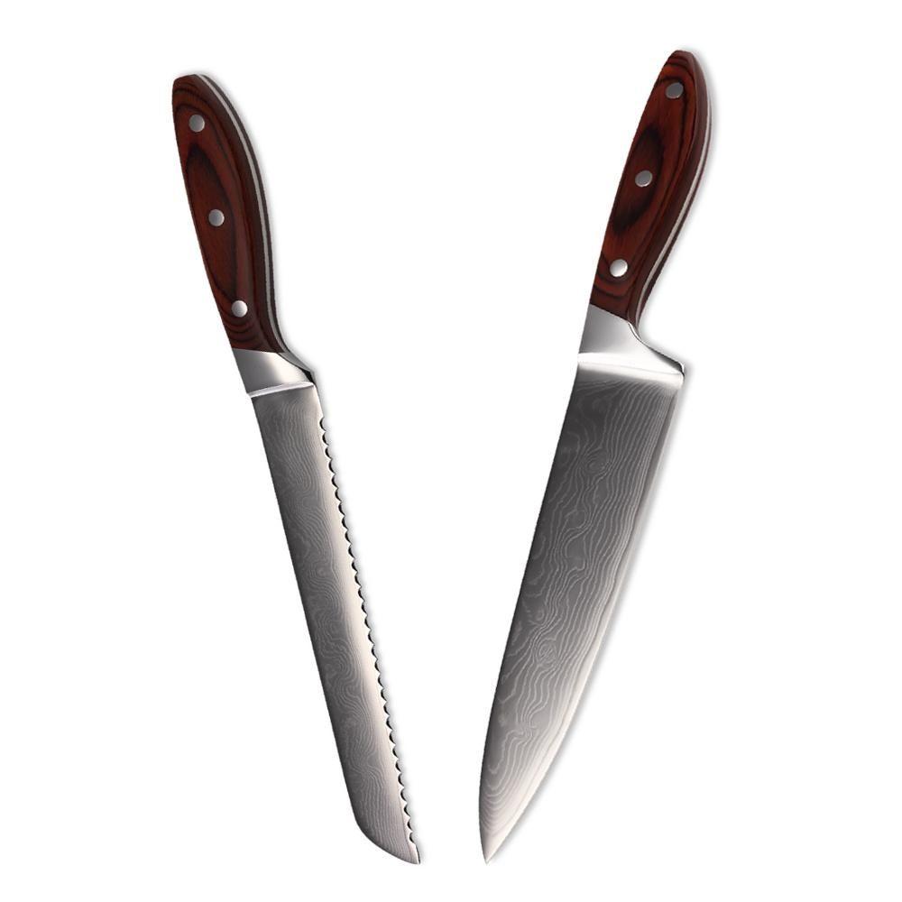 Best Kitchen Knife Set | Chef's Dream Knives | Pinterest ...