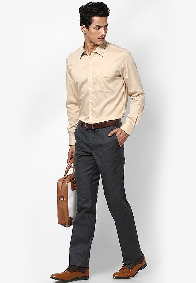 Men S Guide To Perfect Pant Shirt Combination Moda Para