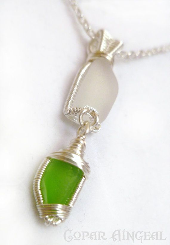 Sea Gl Pendant Green And White Beach Beads Charms Http Www Ecrafty C 780 Aspx Pagenum 1 Newarrivals 60