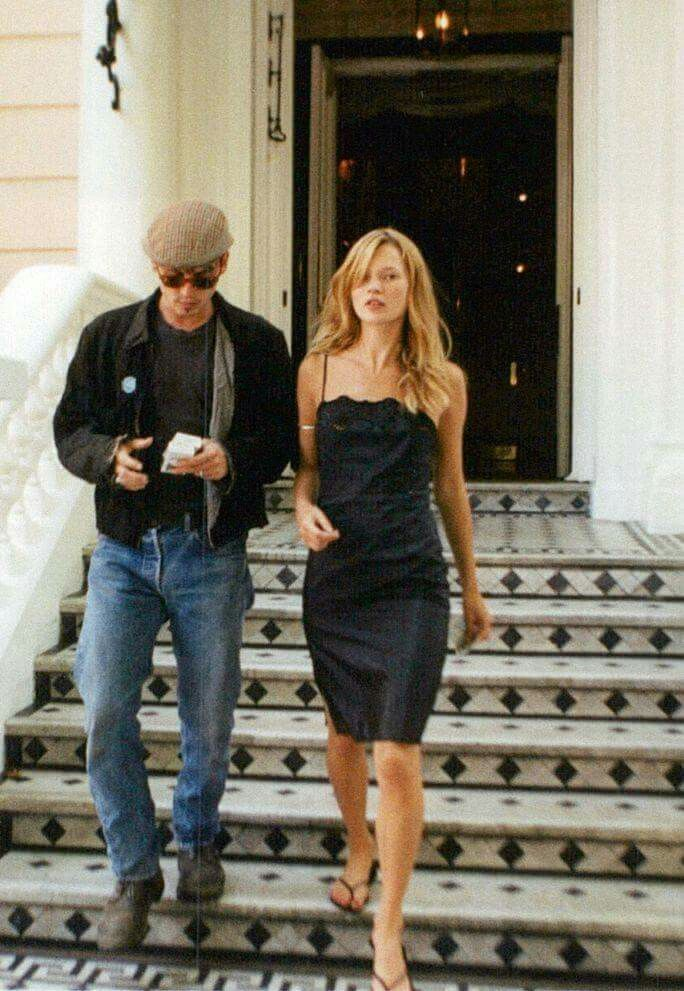 f43332a3b3 Kate Moss and Johnny Depp