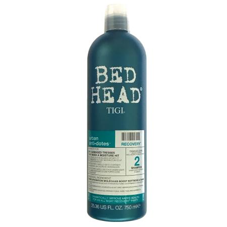 Tigi Bed Head Recovery Shampoo 25.36 Oz, For Dry, Damaged