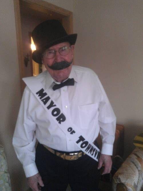 Townsville is Under Attack! Major - homemade halloween costume ideas men
