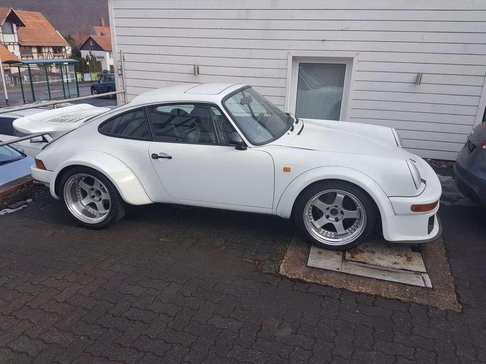 1981 Porsche 930 Turbo 911 Kremer White Coupe Great Condition