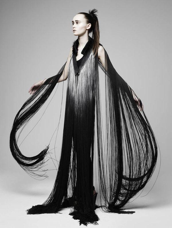 Interesting Fashion Designer Fashion For Women Vestiti Fotografie In Bianco E Nero Abiti Da Sera