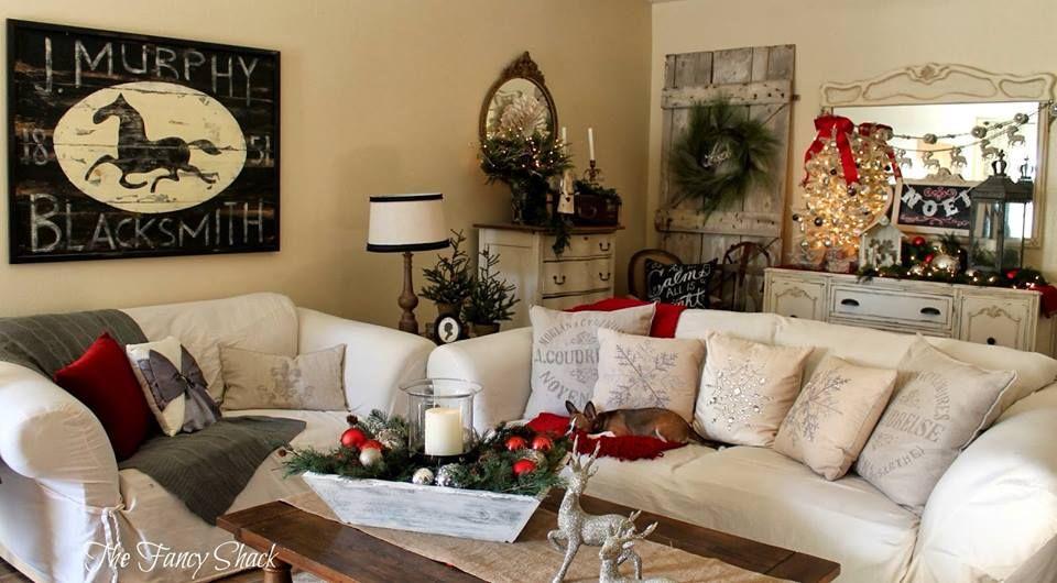 Christmas Home Decor holiday Pinterest - christmas home decor