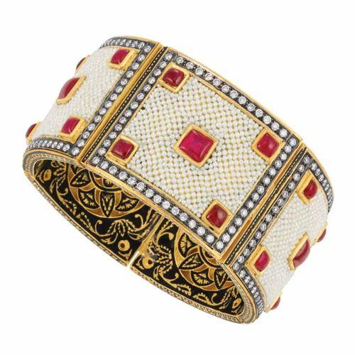 detail - Indian bangle