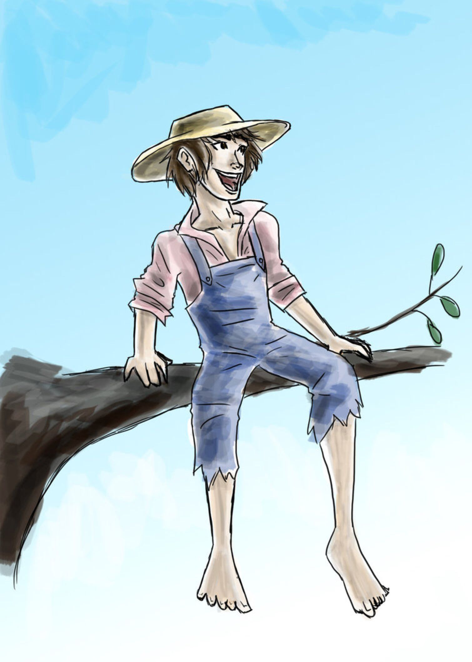 Tom Sawyer by blindbandit5 on @DeviantArt