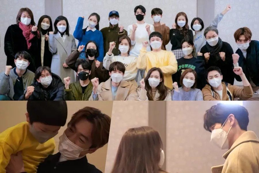 "Watch: ""Hospital Playlist"" Confirms Season 2 Premiere Date + Cast Reunites Excitedly At Script Reading"