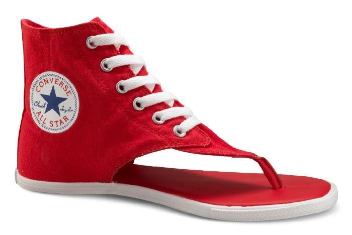 Sandal Shoes Away Cut sandals Star Heels Converse All rqw1Xr