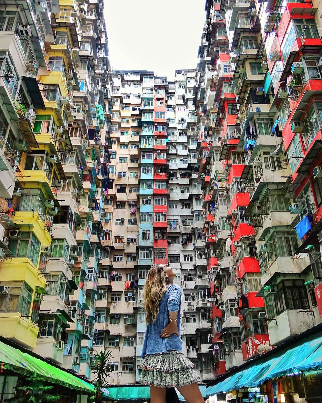 Yik Cheong Building Hong Kong Hong Kong Travel Philippines Travel Travel
