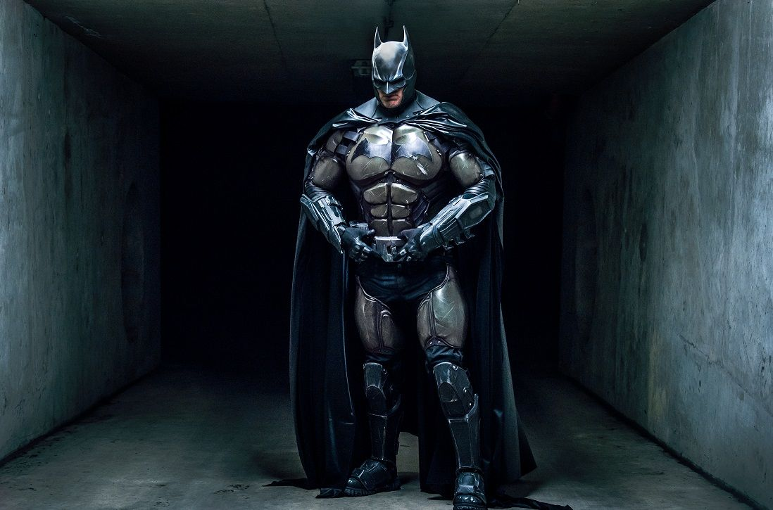 This is the Batman cosplay we deserve & This is the Batman cosplay we deserve | Batman arkham origins ...