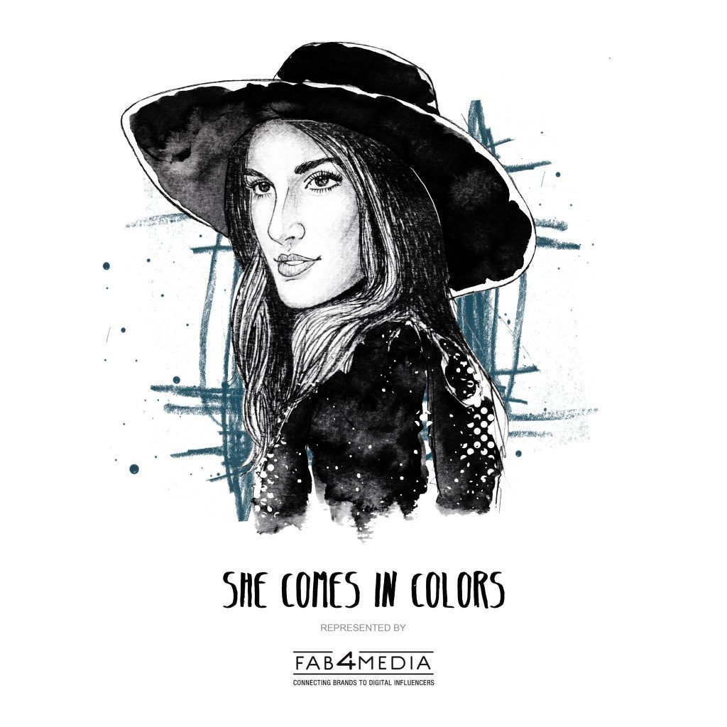 Interview mit Sofia von She comes in colors #teamfab4 #fab4media #shecomesincolors