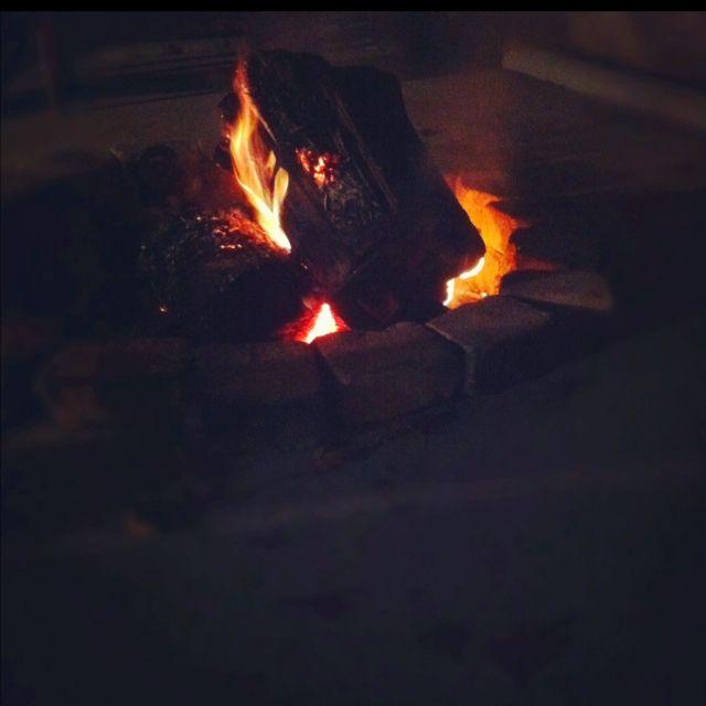 Good 'ol campfire