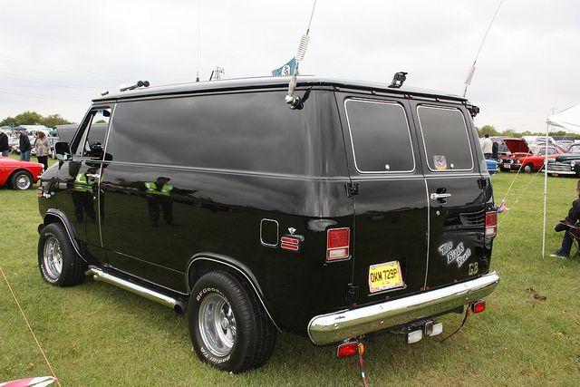 1976 Chevrolet G20 Chevy Van Chevy Van Van Custom Vans