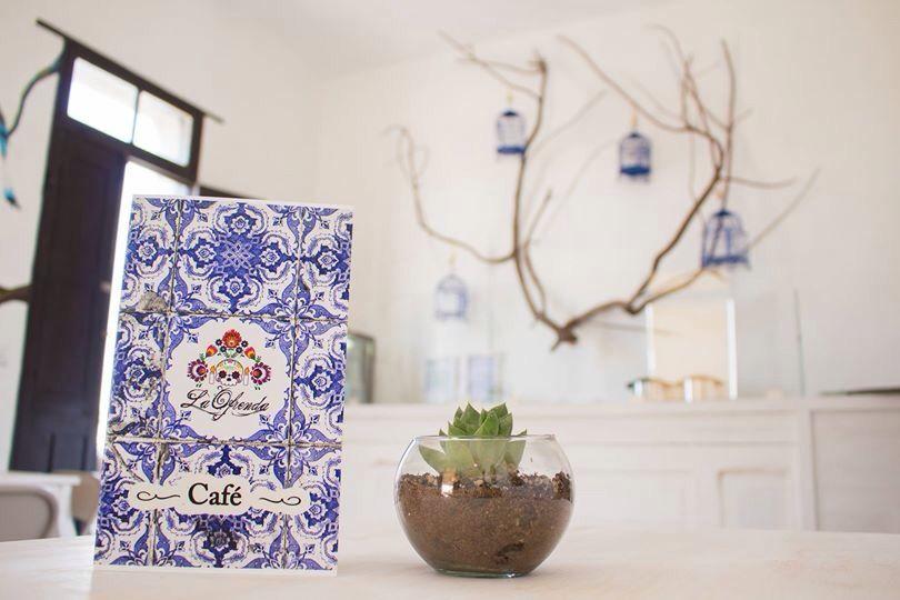 La Ofrenda Concept Store y Café!