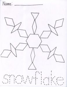 block patterns