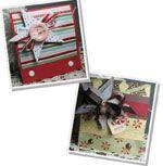 MeGa Stampin Studio: Matchbook Mini Album Tutorial