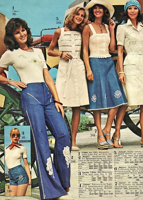 22fc4b68f41 70 s summer 70s Outfits