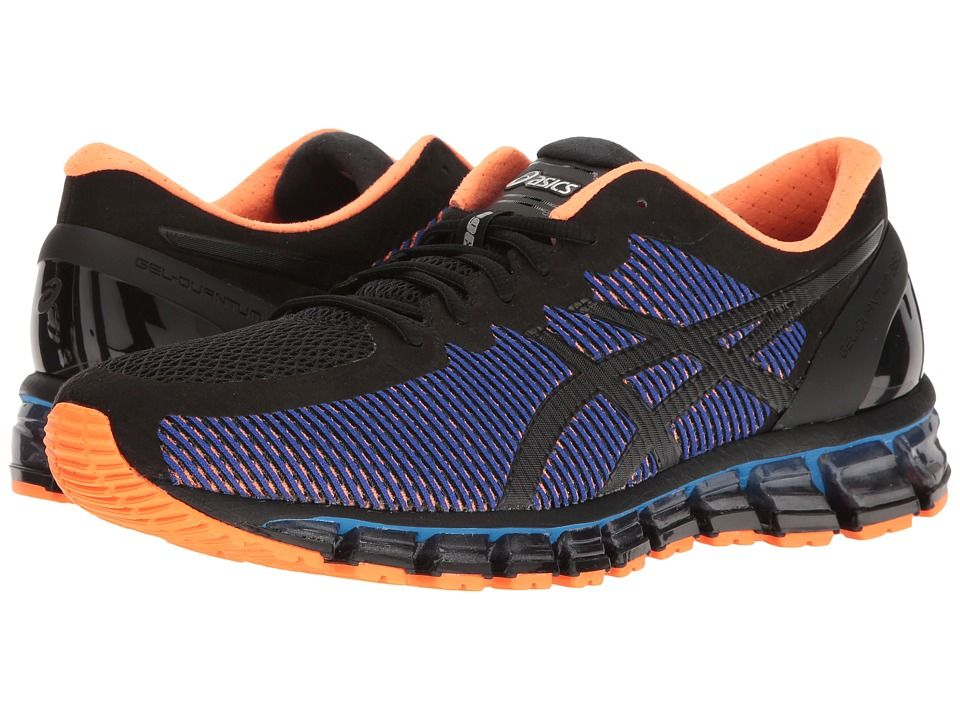 ASICS Gel-Quantum 360 CM Men's Running Shoes Black/Onyx/Hot Orange